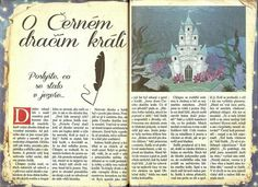O černém dračím králi Fairy Tales, Diy And Crafts, Books, Libros, Book, Fairytail, Adventure Movies, Book Illustrations, Fairytale