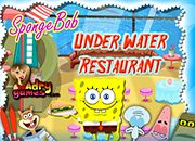 juegos de cocina Spongebob Underwater Restaurant
