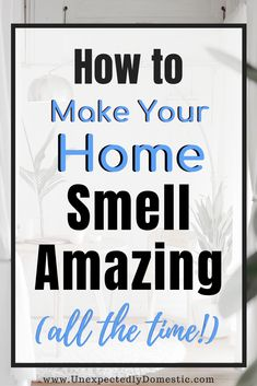 Oven Cleaning, Cleaning Recipes, House Cleaning Tips, Diy Cleaning Products, Cleaning Hacks, Cleaning Checklist, Cleaning Solutions, House Smell Good, House Smells