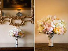 Flowers for a Glamorous Ardington House Wedding   Fabulous Flowers