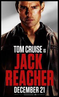 El ranking de la taquilla española está liderado por 'Jack Reacher'
