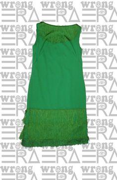1960s fringe dress
