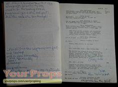 5/25/14  3p  MGM  ''Love Me or Leave Me''  James Cagney Doris Day  1955  Vintage Script