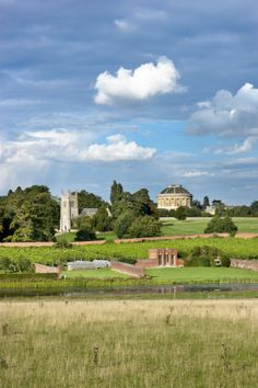 Sublime Ickworth - The lake, walled garden, summer house, church and rotunda at Ickworth. / ©National Trust Images/Andrew Butler