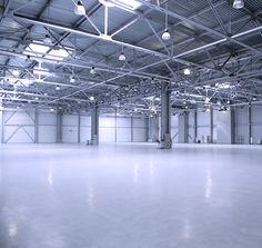 commercial concrete flooring contractors Edmonton