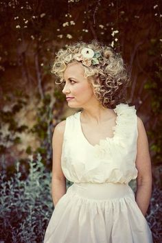 Love blonde curls