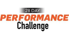 28 Days to break records and be your best... http://phcr.idlife.com/idtransformation/performance/index.html