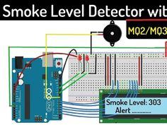 Smoke Level Detector with Alarm - Seeed Project Hub