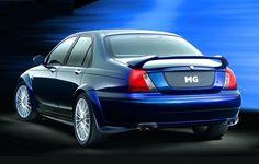 2003 MG ZT XPower