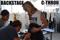 COMING SOON!!  <3 <3 <3EDITORIAL FW 13/14 Backstage, Ready To Wear, Editorial, Campaign, How To Wear, Collection, Black, Women, Fashion
