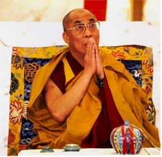 Dalai Lama's reminder about why thinking about death is important