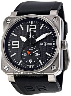 Bell and Ross GMT Titanium. 4mm smaller than most, so you can wear it everyday.