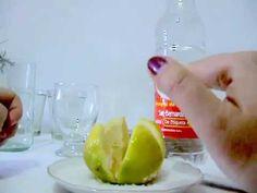 Limpia De Sal Vinagre Y Limon ( Para quitar malas energias) - YouTube