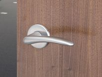 41027 - FSB Johannes Potente designed lever handles with concealed fixing roses