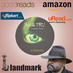 His father once offered his life to save Shatru. He's gone now, abducted by a vicious murderer. Shatru is all that stands between his father's life and death. Shatru Kronikles Book-1  Get it from here...Order now...http://www.authorvadhan.com/store.html