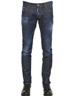 18CM CLEAN ROCKIE WASH SLIM FIT JEANS