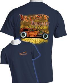 a1d241463 Hot Rod T Shirts Junkyard Auto Parts Mens Small to 6XL & Tall Free  Shipping