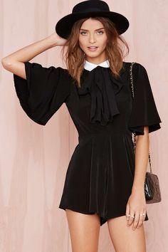Melinda Romper | Shop Clothes at Nasty Gal