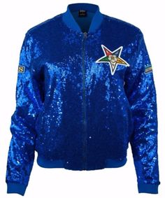 New Blue OES Jacket