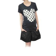 Allegra K Maternity Motherhood Ruched Adjust Waistband Shorts Black M Allegra K. $11.77