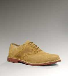 UGG® Cantel for Men | Mens Saddle Shoes at UGGAustralia.com