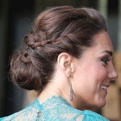 Princess Kate Updo