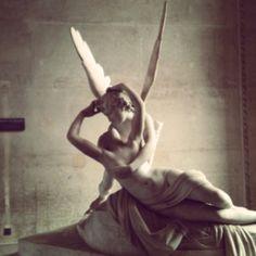 Cupidon and Psyche. Bernini...Love Bernini