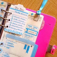 Twine It Up! with Trendy Twine: Planner Friday - April