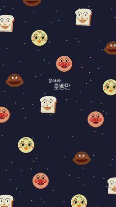 Lock Screen Korean Wallpaper Iphone Seni Ilustrasi Poster Wallpaper Ponsel