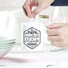 AL SUPER PAPÁ MÁS ENROLLADO DEL MUNDO MUNDIAL - THEGREATMOUSTACHE.COM