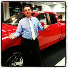 Get off the mouse and get out of the house and come out and see me... Let's make a #truck deal - William Mills 919-930-7334