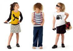 Marca de moda infantil yporqué, colección primavera-verano 2012