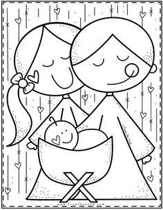 Coloring Club — From the Pond - Vorschule Spiele Colouring Pages, Coloring Sheets, Coloring Books, Christmas Colors, Christmas Art, Christmas Ornaments, Winter Crafts For Kids, Color Club, Christmas Coloring Pages