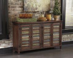 Mestler Dining Room Server Cabinet