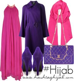 Hashtag Hijab Outfit #244