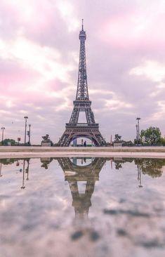Eiffel Tower wasn't designed by Gustave Eiffel, Paris, France