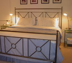 #iron #bed
