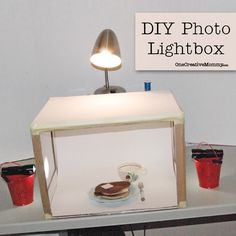 Tutorial bricolage photos Lightbox partir OneCreativeMommy.com - développer votre blog avec de meilleures photos!