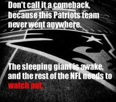 #RevengeIsComing Patriots Game #5!!
