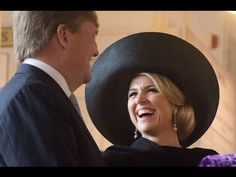 Queen Maxima and King Willem-Alexander Visit New Zealand (DAY 1) - YouTube