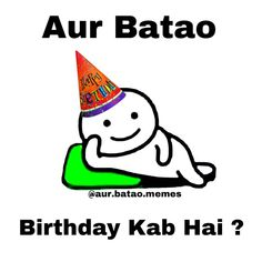 Share me your birthday 🎂 Sarcastic Quotes Witty, Funny Attitude Quotes, Funny True Quotes, Funny Picture Quotes, Truth Quotes, Cute Jokes, Some Funny Jokes, Funny Memea, Funny Talking