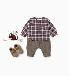 Shop by Look - Mini | Newborn - 12 months - KIDS | ZARA United States