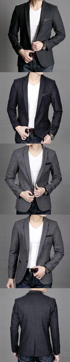 Men's blazer style 2015