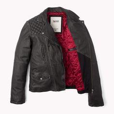 Josh Leather Jacket | Tommy Hilfiger