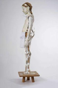 Vally Nomidou / Βαλλυ Νομιδου, 1959 | Paper figurative sculptures | Tutt'Art@ | Pittura • Scultura • Poesia • Musica