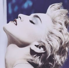 "Madonna ""True Blue"" LP"