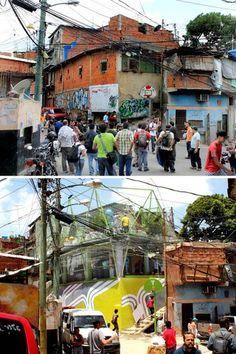 Pico Estudio — Espacios de Paz – Venezuela; Espacios de Paz(Spaces for Peace) is…