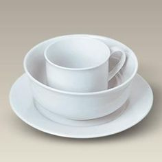 Child's Cup, Plate and Bowl Set