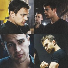 Theo as Four