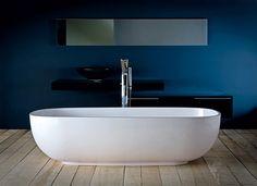 Olympic Bath- a striking, simplistic style British Bathroom, Olympics, Bathtub, Luxury, Britain, Flooring, Style, Standing Bath, Swag